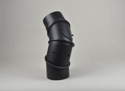 Multibogen, drehbar, 4-teilig, 0°-90°, mit 2 Reinigungsöffnungen